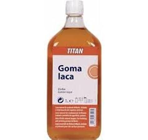 Goma Laca 1litro TITAN: Amazon.es: Hogar