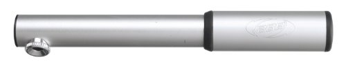 BBB CompactRoad Mini Road Bike Pump BMP-40 Silver by BBB
