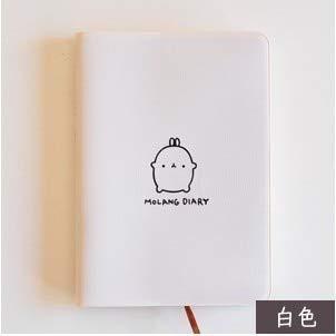Agenda planificadora para Kawaii con diseño de conejo gordo ...