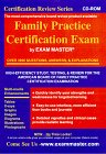 Exam Master Family Medicine Certification Review - V7, Exam Master, 1581290365