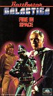 Battlestar Galactica:Fire in Space [VHS]
