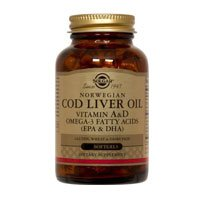 Cheap Norwegian Cod Liver Oil 100 SG 2-Pack