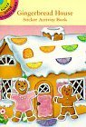 Gingerbread House Sticker Activity Book (Dover Little Activity Books Stickers) by Cathy Beylon (July 3, 1997) - Activity Gingerbread House Sticker