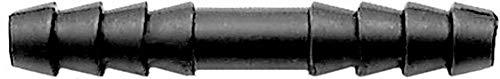 Nylon Connector Straight (10 Straight Nylon Hose Connectors 3/16