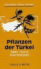 Pflanzen der Türkei