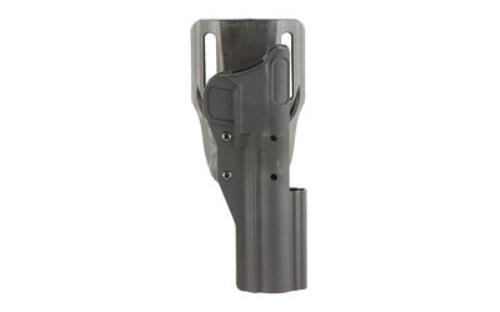 Tactical Solutions HOL-MKIV-L Holster, Low Ride, Fits Ruger MK Series, Ambidextrous, Black Finish