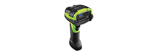 Technologies Mix Hear (Zebra DS3608, 2D, ER, USB-kit Rugged, Corded,, DS3608-ER3U42A2ZVW (Rugged, Corded, Industrial Green, Vibration motor. Scanner, USB-cable and PS. Excl line cord.))
