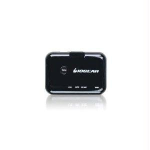 IOGEAR GWU627W6 Universal Wi-Fi N Adapter Multi-Language Version - Network adapter - Fast Ethernet - 802.11b, 802.11g, 802.11n by IOGEAR