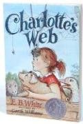 Charlotte's Web Book and Charm (Charming Classics)