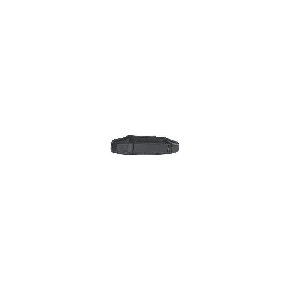 86 89 FORD AEROSTAR FRONT DOOR HANDLE LH (DRIVER SIDE) VAN, Outer, Black (1986 86 1987 87 1988 88 1989 89) F462120 E69Z1122405A