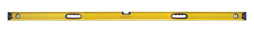 Tool  72-Inch Box Beam Level (Yellow) - Swanson BBL720