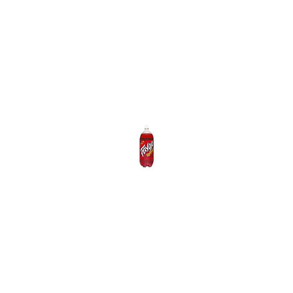 Faygo red pop soda, 2 liter plastic Grocery & Gourmet Food