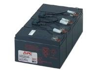 American Power Conversion Replacement Battery Cartridge 8 Ups Battery Lead Acid Plug-In Module by APC