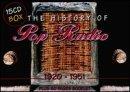 History of Max 50% OFF Pop 1920-1951 Ultra-Cheap Deals Radio