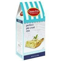 Gluten Free Pantry Perfect Pie Crust Wheat Free 16 Oz (Pack of 6)