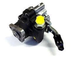 (Well Auto New Power Steering Pump 98-04 Land Rover Discovery 2 TD5 Diesel Engine )