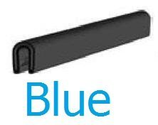 Blue edge trim small 0.375