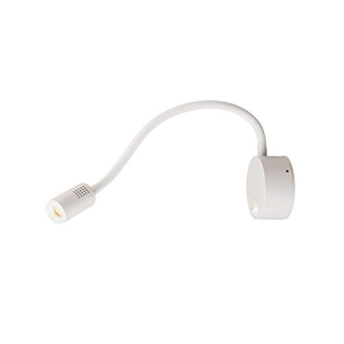 SLV Displaylamp DIO FLEX PLATE / binnenverlichting van muren en foto's, LED-spots, wandlamp, binnenlamp / 3000K 1,9W…