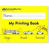 Handwriting Without Tears My Printing Book - Grade 1 - 2018 Edition by Learning Without Tears