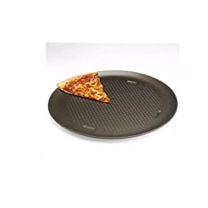 Pizza Oven Pan,Large Baking,Metal, Frozen,Perforated