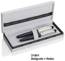 Valenti Estuche Boli+Roller Plata-Negro.21801ZJ: Amazon.es: Joyería