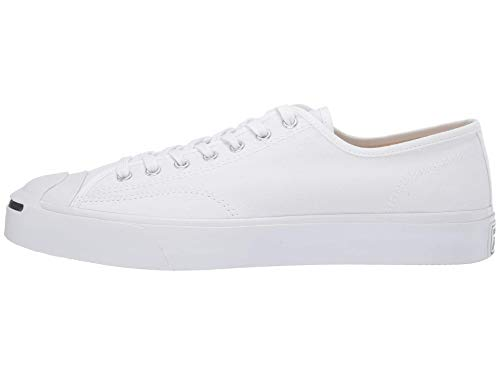 Canvas Purcell Jack Sneaker Converse - Converse Men's Jack Purcell Gold Standard Canvas Oxfords, White, 7 M US