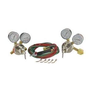 """SMITH JEWELRY TORCH OUTFIT – """"THE LITTLE TORCH"""" – 23-1003B w/ regulators"""