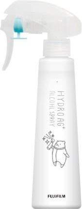 【24本セット】富士フイルム HydroAg+ スプレー 200ml 持続除菌アルコール60% B07MDF5B3L