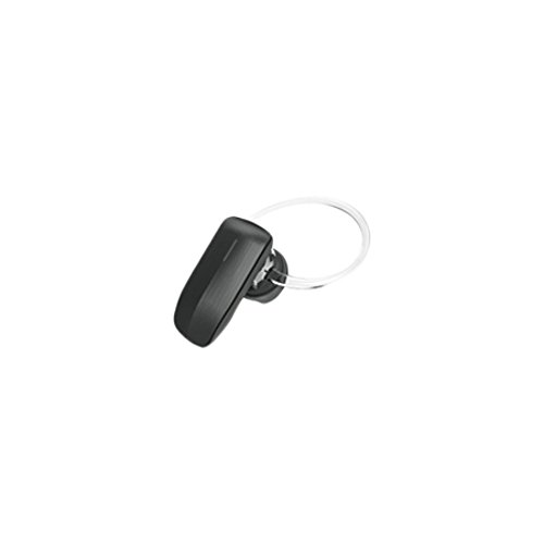 Quikcell HEARING Bluetooth Headset for Apple & Android - Retail Packaging - Black
