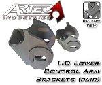 Dana 30 Hd Lca Bracket - Normal Hole - Lower Control Arm Bracket