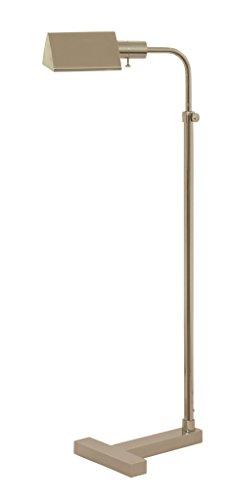House of Troy F100-PN Fairfax Pharmacy Adjustable Floor Lamp