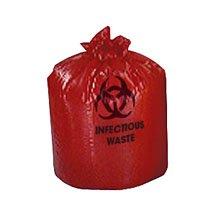 Medline NON122424 Biohazard Liners, 24\