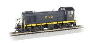 B and O 9129 ALCO S2 Diesel Locomotive Car ()