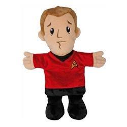 Image of Star Trek Dog Chew Toy - Red Shirt Plush