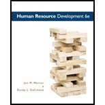 Human Resource Development by Werner, Jon M., DeSimone, Randy L.. (Cengage Learning,2011) [Hardcover] 6th Edition