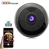 Padcod HD IP Camera Wireless with Two-Way Audio, Night Vision Camera, 960P Camera for Pet Baby Monitoring,Home Security,...