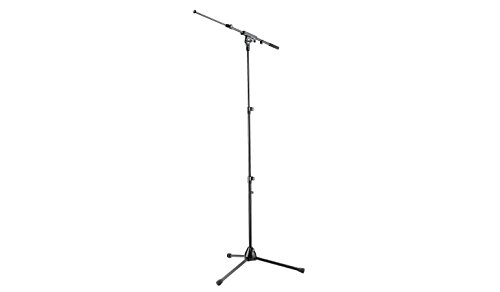 K&M Stands K&M-252 Microphone Stand-Black (25200.500.55)