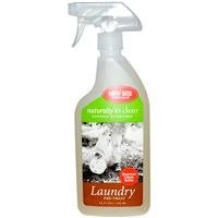 Naturally Its Clean Laundry Stain Eraser, 24 Ounce - 6 per case.