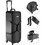Neewer Roller Bag for Photography Photo Video Studio on Location Shoots,12x11.4x33 inches/30x29x84 centimeters Carrying Bag for Camera Light Stand Umbrella Monolight LED Light Flash Speedlite and More
