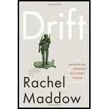 Drift By Maddow  Rachel   Crown 2012   Hardcover