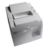 Star Micronics 39461110 Model TSP143U GRY Thermal Printer, Cutter, USB Cable and Power Supply, Gray - Gry Power Supply