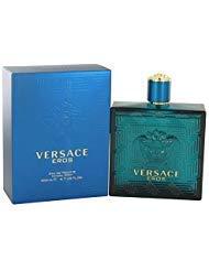 Versace Eros by Versace Eau De Toilette Spray 6.7 oz for Men - 100% Authentic
