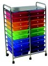 School Smart Mobile Organizer44; Multiple Color44; 20 Tier