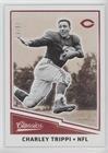 Charley Trippi #/50 (Football Card) 2017 Panini Classics - [Base] - Blank Back (143 Blank)