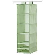 bianco portaoggetti da appendere IKEA guardaroba 6/vani