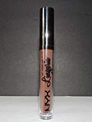 Nyx Cosmetics Lingerie Liquid Lipstick ~ BEAUTY MARK (CHOCOLATE BROWN) ~