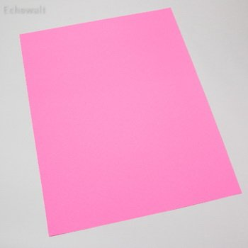 Fluorescent Pink Poster Board - 22