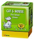 Edupress Last One Standing Cat and Mouse Idioms Card Game