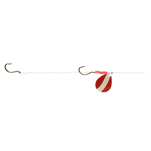 (Little Joe Crawler Harness - Red/White - #2 Colorado Blade)