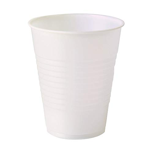 Highmark Office Depot Plastic Cups, 12 Oz, Clear, Pack of 50, 7-35854-29280-5